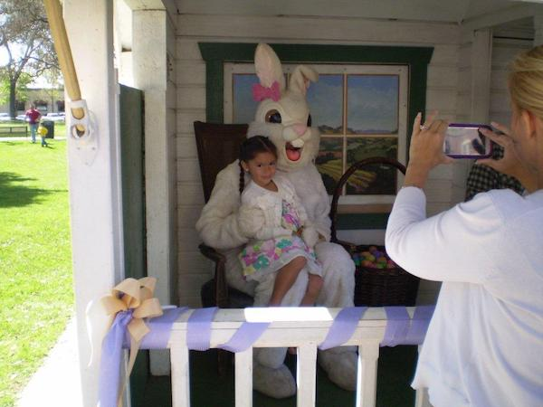 Easter Bunny will visit downtown Paso Robles on Saturday