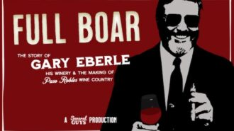 Eberle documentary 'Full Boar' to debut at Park Cinemas this weekend