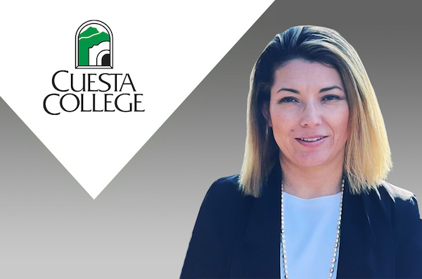 Elizabeth Coria named Cuesta's interim vice president of student success and support programs