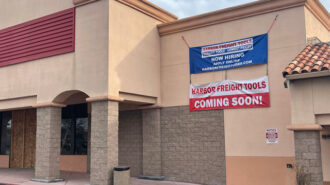 Harbor Freight Tools new location in Paso Robles