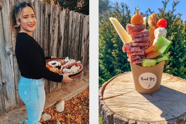 Local launches Stellar Cellar Boards charcuterie business