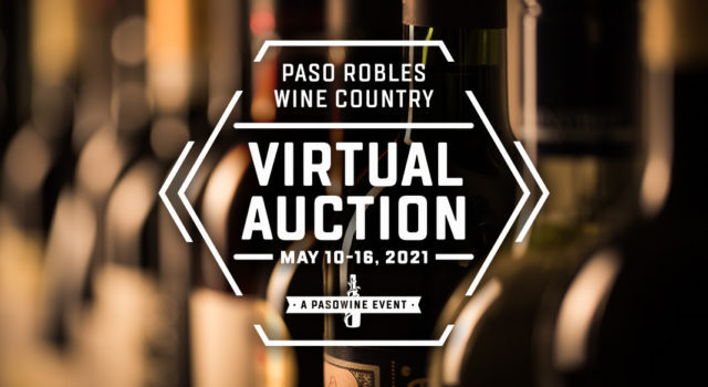 Paso Robles Wine Country Alliance announces virtual auction