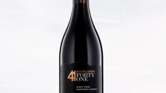 Riboli Estates group expands Highlands 41 line with pinot noir