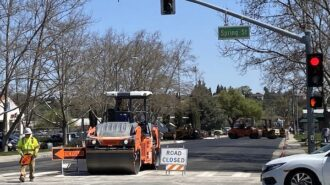 Roadwork continues in south end of Downtown Paso Robles