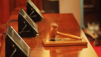 SLO County court system workers, jurors can get COVID-19 vaccine