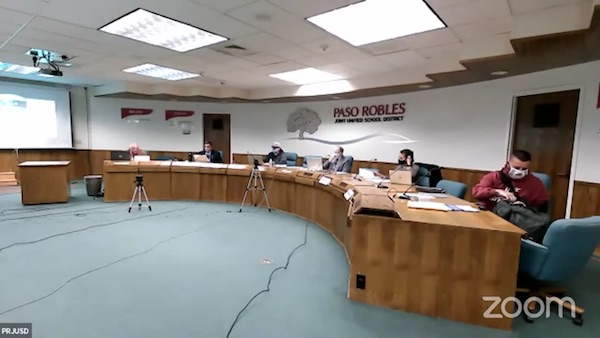 School board discusses financial reserve improvements, school re-openings