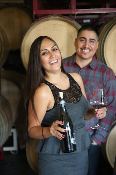 Stanley & Elena of Top Winery