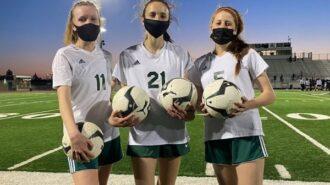 Templeton girl's soccer