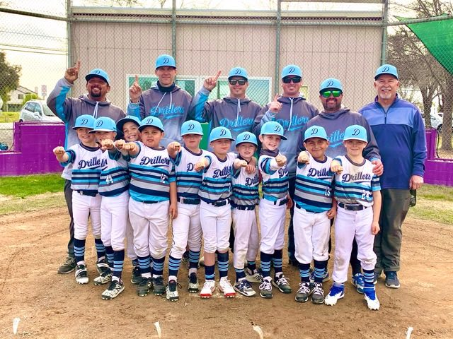 Youth baseball team from Paso Robles winning games across the state