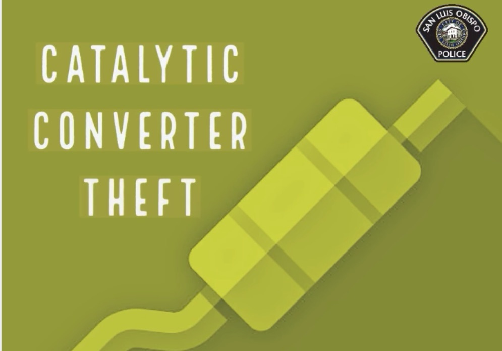 Additional catalytic converter thefts reported
