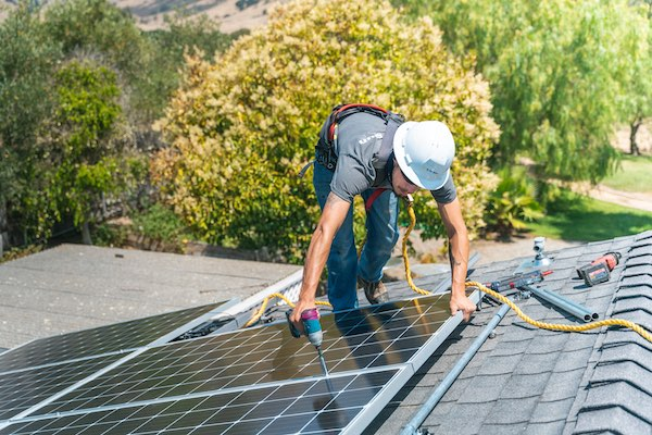 Central Coast residents can get their solar panels cleaned for free; here's how.