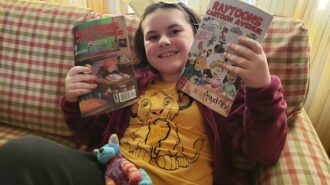 Comics Audrey Harris