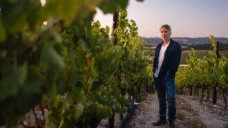 Eric Jensen of Booker Winery