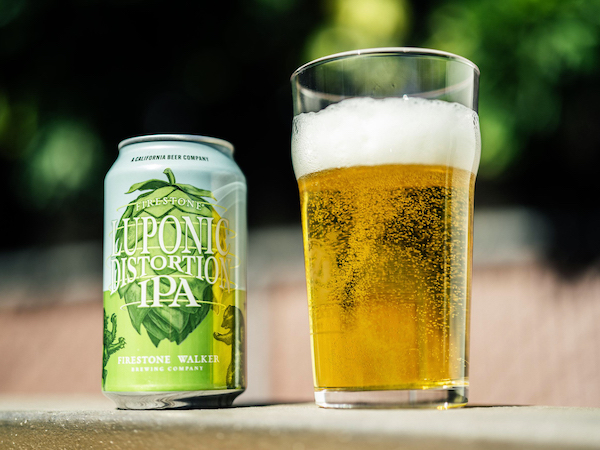 Firestone Walker's new Luponic Distortion uses New-Zealand grown hops