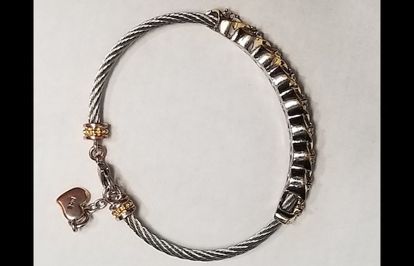 Lost and found- Paso Robles Police seek owner of lost bracelet