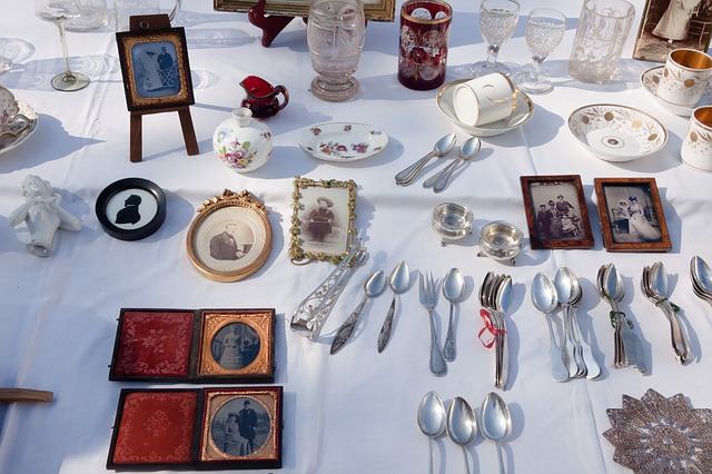 Paso Robles Historical Society yard sale