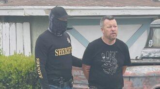 Paul Flores arrest