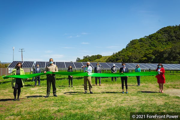 SLO County's largest solar project goes live