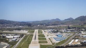 SLO Regional Airport begins runway rehabilitation project