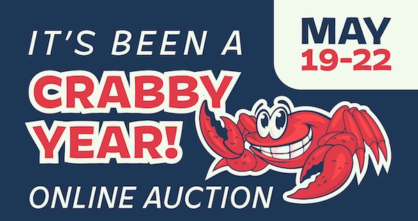 Local Rotary Club hosting 'It's Been a Crabby Year' fundraiser
