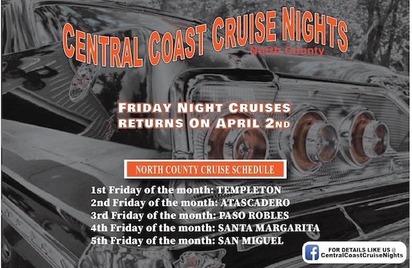 cruise nights north county