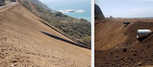 drainage highway 1