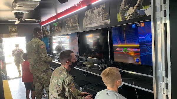 Army Mobile Gaming