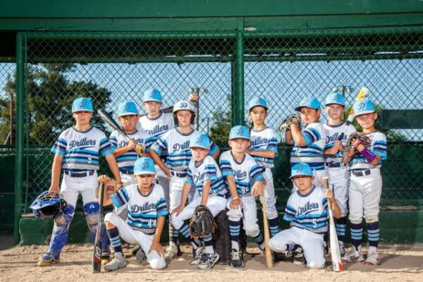 Drillers baseball team qualifies to play in the World Series in Reno Nevada
