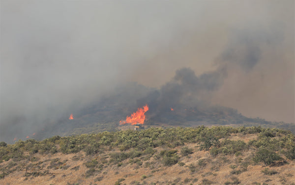 Update: Sargents Fire 60-percent contained