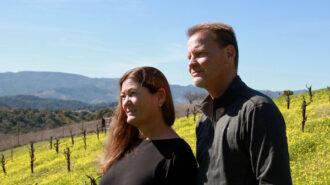 Paula and Kevin Jussila
