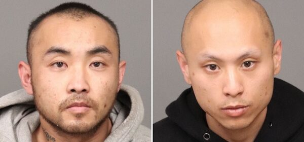 Police arrest two men on catalytic converter theft charges