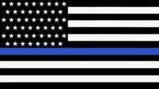 'Thin blue line' flag taken down outside of police department after complaints