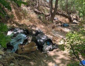 Authorities continue Salinas River clean up project