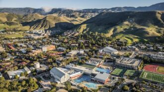 Cal Poly to host 'Campus Comeback' Sept. 18-28 for returning students