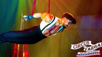 Circus Vargas returns with new production, 'Mr. V's Big Top Dream'