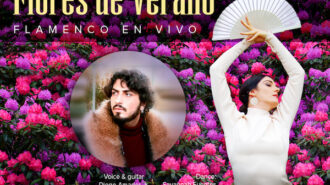 Flores de Verano Flamenco in Cambria
