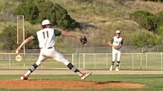 Templeton Eagles baseball team loses to Ridgeview High School
