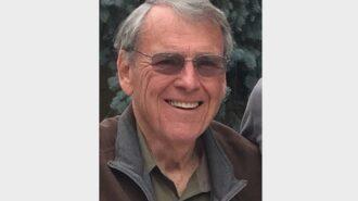 Obituary of Thomas James Hewitt, 79