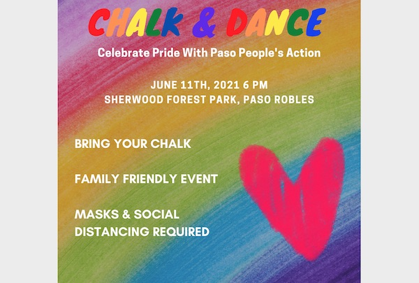 Paso People's Action to hold Pride event at Sherwood Forest Park