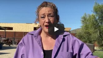 Woman finds hope after living at 40 Prado Homeless Services Center