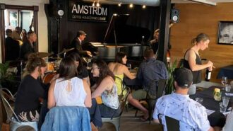 Amstrdm Coffee House celebrates one year in Paso Robles