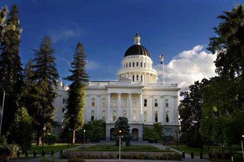 Governor Newsom signs gender neutral legislation
