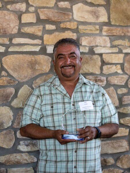 Jose Vargas, Foreman at Vineyard Professional Services
