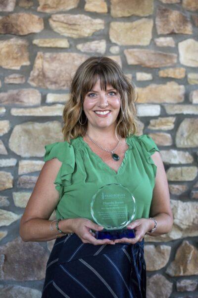 Master Marketer Award - Chanda Brown