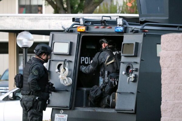 slo regional swat responds