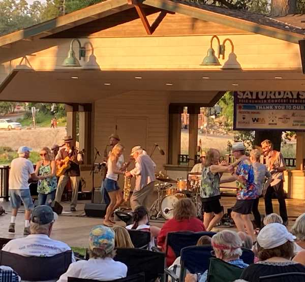 concerts in the park atascadero