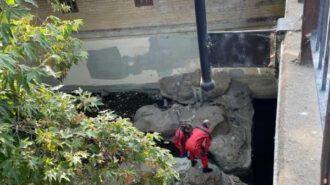 dead man found in creek