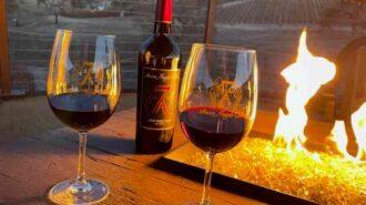 evening of wine and jazz