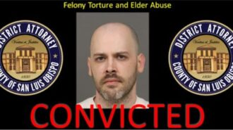 felony elder abuse