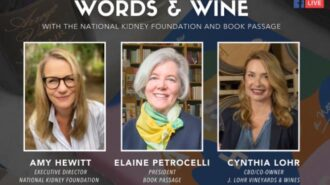 words and wine